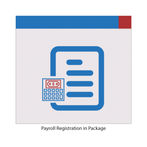 Payroll Registration in Package
